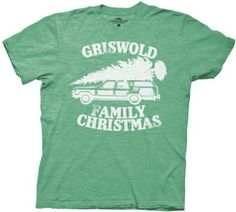 Amazon.com: Christmas Vacation - Griswold Family T-Shirt: Clothing