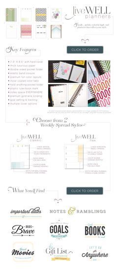 Use These Printable Address Pages in Your Planner ...