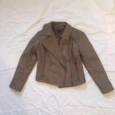 Express Leather Jacket Excellent condition. Worn only once. Express Jackets & Coats