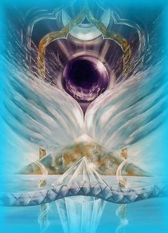 The Master Crystals of Atlantis - supposedly massive in size, and specialized in e.g. Healing, Wisdom and Energy