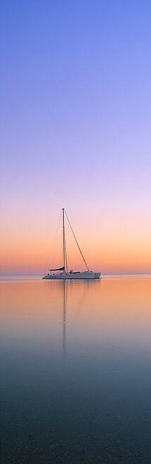 Sailing, Monkey Mia -- Shark Bay World Heritage Area, Western Australia