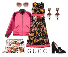 """""""Presenting the Gucci Garden Exclusive Collection: Contest Entry"""" by kimberlyn303 on Polyvore featuring Gucci and gucci"""