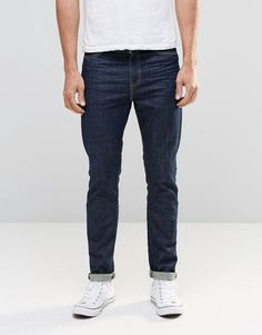 Levis Jeans 510 Skinny Fit Broken Raw Stretch