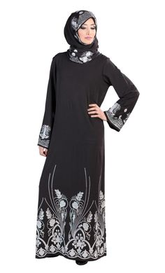Sairish Abaya (Set) | Women | Eastessence.com