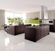 dark kitchen furniture inspirations