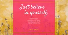 Confident Motivational Facebook Post Template -- #FacebookMarketingTips #DesignFacebookTemplates #FacebookPostTemplates #FreeFacebookTemplates #EditableFacebookTemplates #SocialMediaTemplates #SocialMediaMarketing -- Supercharge your Facebook engagement with unique, eye-catching Facebook templates. Create highly engaging Facebook and social media graphics with Venngage!