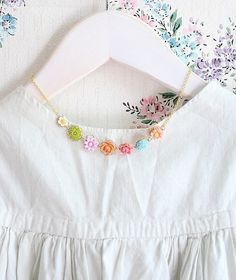 sweet necklace for little girls
