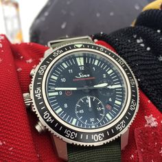 A week on the wrist with the Sinn EZM 13, Part 1.