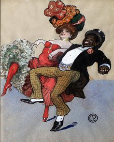 Moulin Rouge French Cancan | Moulin Rouge French Cancan la Goulue Chocolat | Flickr - Photo Sharing ...