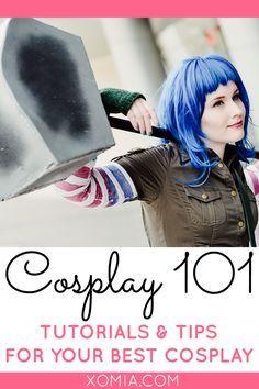 ed1cec412c Cosplay 101  Tutorials   Tips for Your Best Cosplay Cosplay Makeup