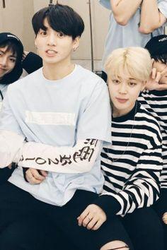 Jimin y Jungkook