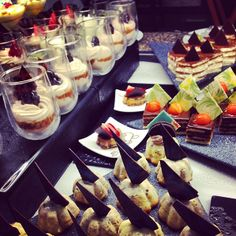 Dessert buffet - Riu Palace Mexico - All Inclusive - sweet - chocolate - RIU Hotels & Resorts