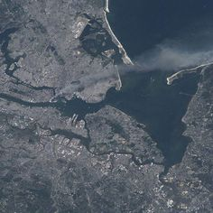 """This photo showing a devastated World Trade Center in New York City was taken by @NASA astronaut Frank Culbertson (@ISS Expedition Three crew member) on September 11, 2001. When Frank captured this image, the orbiting laboratory was traveling approximately 250 miles above Manhattan. He was the only American not on Earth that day. """"I didn't know exactly what was happening, but I knew it was really bad because there was a big cloud of debris covering Manhattan,"""" Culbertson said in a video…"""