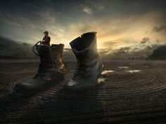 Walk Away - Erik Johansson Photography