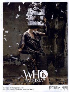 Patrizia Pepe Ad Campaign Fall/Winter 2010 Shot #1