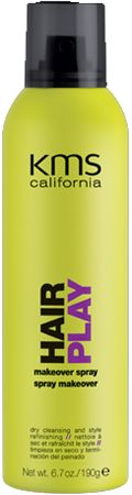 KMS California Hair Play Makeover Spray, 6.8 oz.