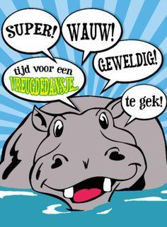"Muziekkaart ""Sambaballensamba"" Andre van Duijn- Greetz"