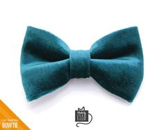 ca96366fbe5a Velvet Cat Bow Tie -