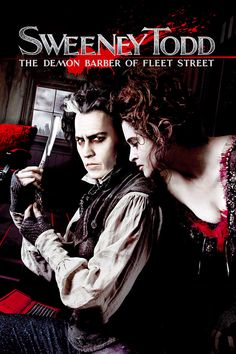 """Depp stars in the title role as a man unjustly sent to prison who vows revenge, not only for that cruel punishment, but for the devastating consequences of what happened to his wife and daughter. When he returns to reopen his barber shop, Sweeney Todd becomes the Demon Barber of Fleet Street who """"shaved the heads of gentlemen who never thereafter were heard from again."""""""