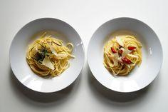 Pasta aglio - błyskawiczny obiad