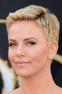 buzz cut women's hair - Google Search