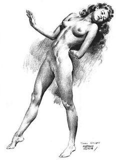 Nude (Tonal Study)