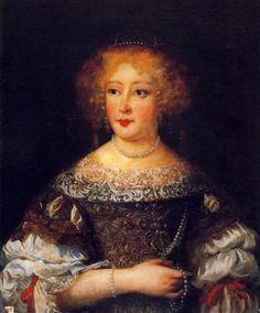 ELEONORA MARIA JOSEFA DE AUSTRIA DUQUESA DE LORENA by the lost gallery, via Flickr