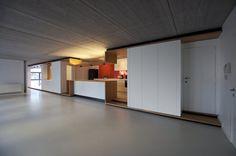 LOFT02, Bruxelles, 2012 - Thomas Vanwindekens / SPOTLESS ARCHITECTURE, Erica Houtreille