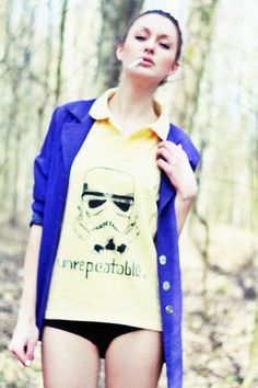 I kinda like Star Wars :D  facebook.com/rogalmaluje.