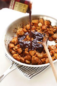30-Minute BBQ Jackfruit! #vegan #minimalistbaker