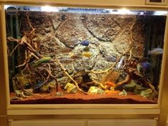 3D-Aquarium-Fish-Tank-Background-Rock-Stone-Decoration-Front-Adhesive-Background