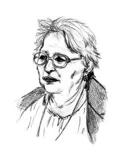 GLS 1 was dedicated to Dr Klara Bank for her 60th birthday and for her having been improving and supporting the development of Geography of Energy in Hungary. (Artwork by Viktoria Nemes)