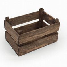 Wooden Crate Box Wedding Centrepiece - The Wedding of My Dreams