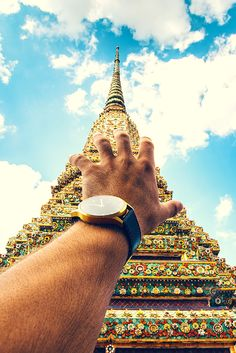 Doi Suthep Temple - Chiang Mai, Thailand | #JointheMVMT