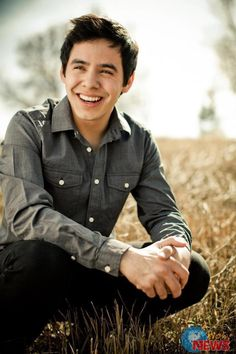 Fans of David Archuleta | The Home for David Archuleta Fans he's so handsome!