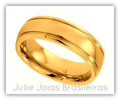 Anel em ouro 750/17k (750/18k gold ring)