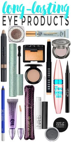 The best long-lasting eye makeup products that go the distance and outlast your day!