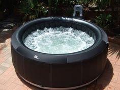 hot tubs portable
