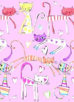 Fabric design by Just Kids Ltd