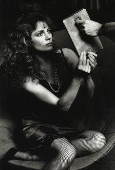 Jacqueline Bisset by Helmut Newton