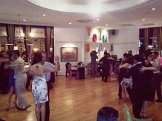Polo Lounge Jakarta match for your Tango time