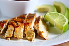 Spicy Tequila Lime Chicken - This was crazy good!