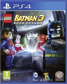 LEGO Batman 3: Poza Gotham (PlayStation 4) - Warner Bros Interactive