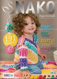 Site has back issues of crochet pattern books. Crochet Bebe, Crochet For Kids, Crochet Yarn, Knitting Yarn, Baby Knitting, Knitting Magazine, Crochet Magazine, Starting School, School Accessories