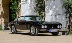 Iso Grifo GL Targa Coupe Bertone 1970 by Pics-from-Amsterdam, via Flickr