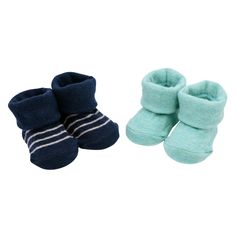 Keep his little toes warm and cozy with this charming pack of boys' booties from Carter's. Carters Baby Boys, Baby Boy Newborn, Baby Baby, Baby Boy Booties, Baby Shoes, Boys Socks, Diaper Bag Backpack, Baby Boy Outfits, Booty