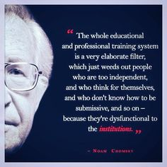 What the educational system does