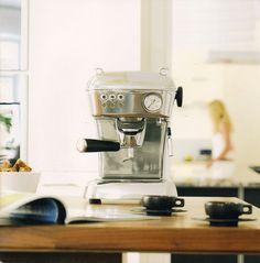 Ascaso Factory | Espresso Coffee Machine - STEEL series