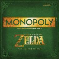 MONOPOLY: The Legend of Zelda GameStop Edition - Only at GameStop for Card & Board Games | GameStop
