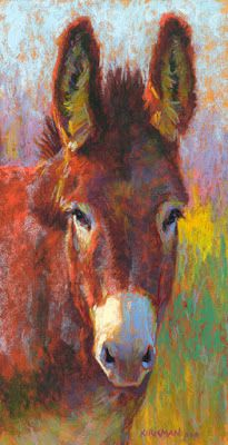 Rita Kirkman's Daily Paintings: Donna Keira